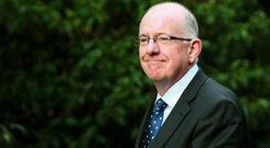 Charlie Flanagan said substantial progress must be made during the coming days in Northern Ireland talks
