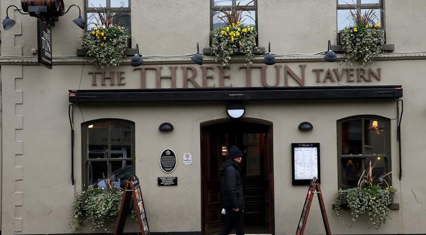 JD Wetherspoon fell out with Guinness maker Diageo over prices at its first Irish pub, the Three Tun Tavern in Blackrock