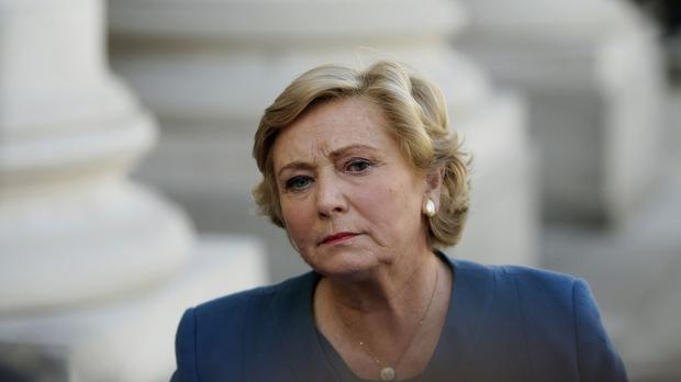 Justice Minister Frances Fitzgerald, who launched the report, has received broad support for proposed reform of sexual offences legislation published last year