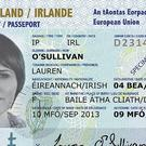 The new Irish Passport Card will be accepted for travel within the European Union and the European Economic Area (Department of Foreign Affairs and Trade/PA)