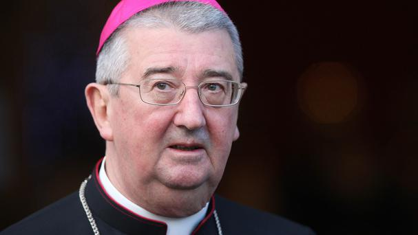 Archbishop of Dublin Diarmuid Martin said he was seriously concerned by audits carried out last autumn