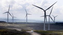 The Labour parliamentary party will this week debate proposals to introduce new restrictions on the development of wind turbines close to people's homes