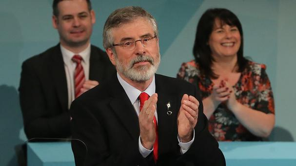 Irish chief executives are fearful of the impact on business of a government containing Sinn Fein