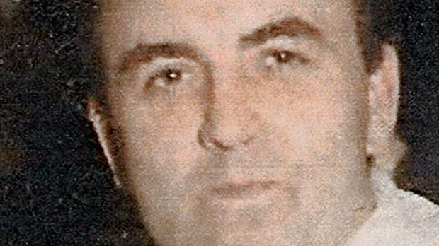 Joe Lynskey went missing from west Belfast in August 1972 (WAVE Trauma Centre/PA Wire)