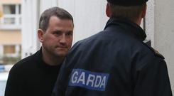 Graham Dwyer, 41, from Foxrock in Dublin, is on trial for murder