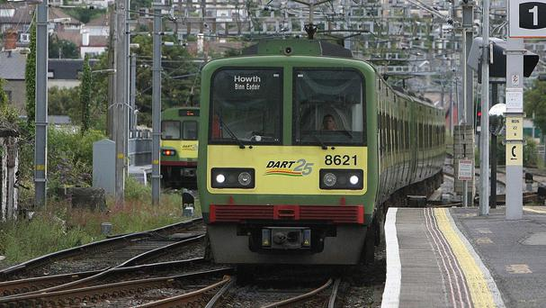 DART trains will run more often, it has been announced