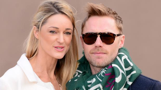 Ronan Keating and Storm Uechtritz are to marry