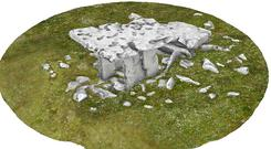 Poulnabrone Portal Tomb, Co Clare (Department of Arts, Heritage and the Gaeltacht /PA)