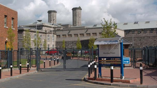 Mountjoy prison (Stock photo)