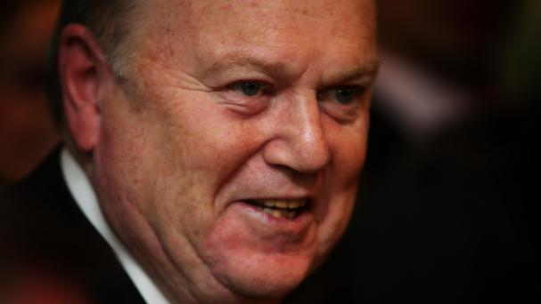 Michael Noonan said that there was nothing unusual about big debt write-offs