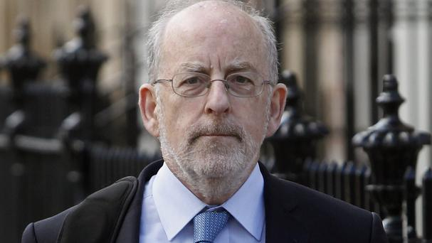 Central Bank Governor Patrick Honohan wants to burn Anglo bondholders