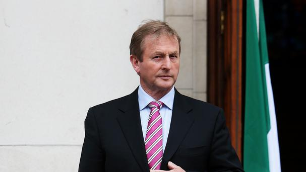 Taoiseach Enda Kenny: No surrogacy legislation before next General Election