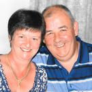 Laurence and Martina Hayes, from the town of Athlone in Co Westmeath, who died in the terror attack in Sousse, Tunisia (Irish Independent/PA)