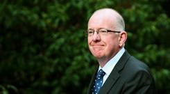 Minister of Foreign Affairs Charlie Flanagan