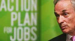 Richard Bruton said the initiative would make a real contribution to creating more new businesses and jobs in Ireland