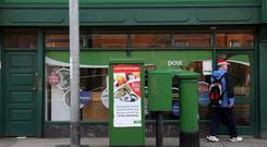 The state plans to offer more electronic benefits through banks rather than over the counter at post offices