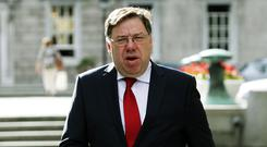 Former taoiseach Brian Cowen's game and dinner with three Anglo Irish Bank figures two months before the bank guarantee has been the source of ongoing controversy