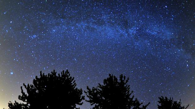 Hundreds of shooting stars will be visible from across Ireland on Thursday evening as the annual Perseid meteor shower peaks