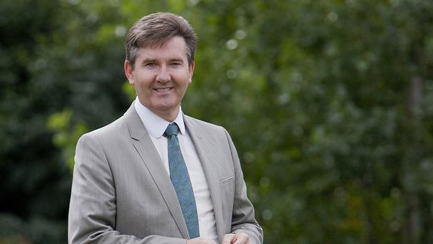 Irish singer Daniel O'Donnell will take part in Strictly
