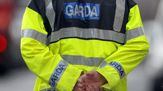 Detectives are searching for a man involved in an assault on three gardaí on Monday evening