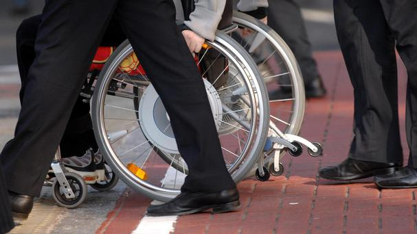 People with a disability can experience an extra cost of living of up to €276 a week