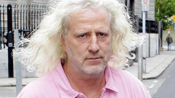 Mick Wallace raised the issue in the Dáil