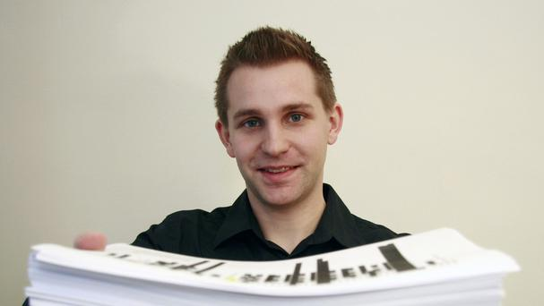 Austrian privacy campaigner Max Schrems successfully challenged the Safe Harbour treaty (Europe-V-Facebook.org/PA)