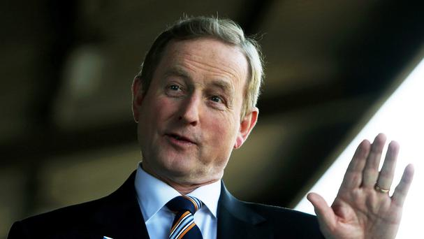 Ireland's general election will be held next spring, premier Enda Kenny has said.