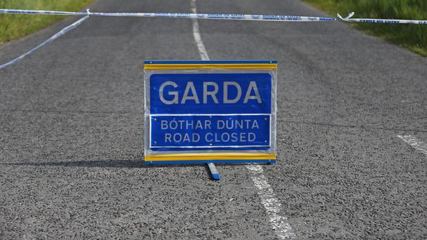 Gardai are investigating