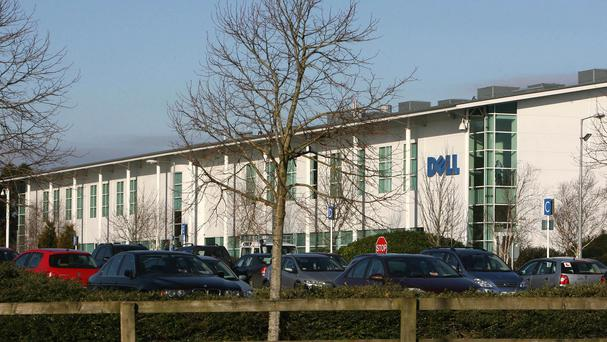 Regeneron took on the site in Raheen, Co Limerick, after Dell left.