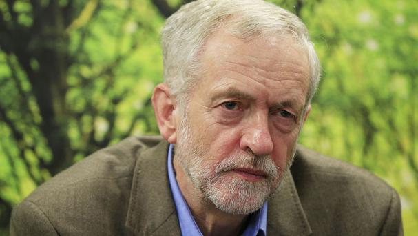 Jeremy Corbyn: 'I don't think it is appropriate for serving officers to make political points or engage in political debate'