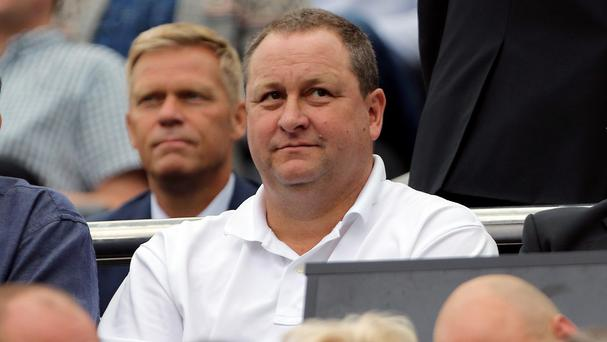 Billionaire Mike Ashley, whose Sports Direct company owns half of the shares in Irish retail chain Heatons and is set to take it over