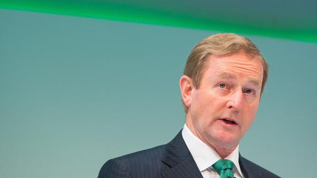 Mr Kenny has called for better security cooperation and sharing of intelligence across Europe