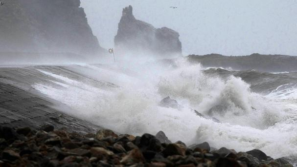 Nationwide warning as winds expected to reach 130km/hr