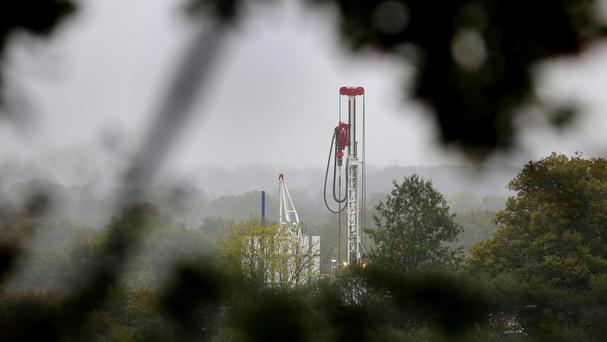 If fracking is successful it will then be possible to test the gas flow rates from the project.