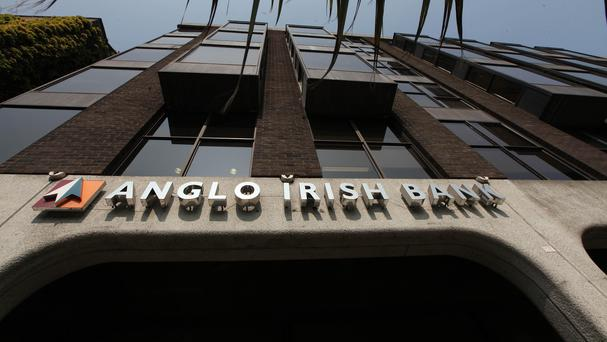 David Drumm is the former chief executive of Anglo Irish Bank