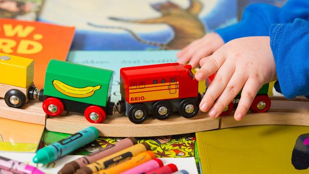Despite being aware of the importance of the safety marking, one in three parents would still buy toys that do not display it