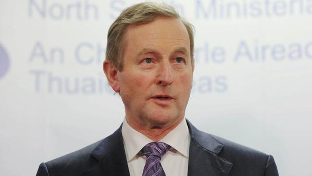 Taoiseach Enda Kenny intends to have equal numbers of men and women in his next cabinet if he retains power (Photo: PA)