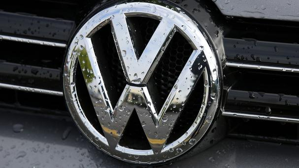 Volkswagen was the best-selling carmaker in Ireland in 2015 Photo: PA
