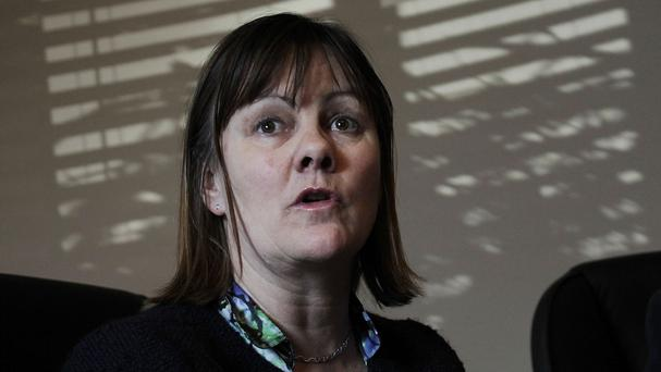 Sheila Nunan, INTO general secretary
