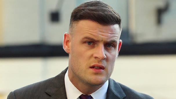Anthony Stokes has pleaded guilty to assault