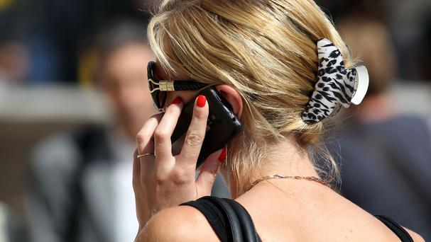 'Comreg says that if people are having more difficulties connecting to calls, it could be the new-fangled smartphones they're using'