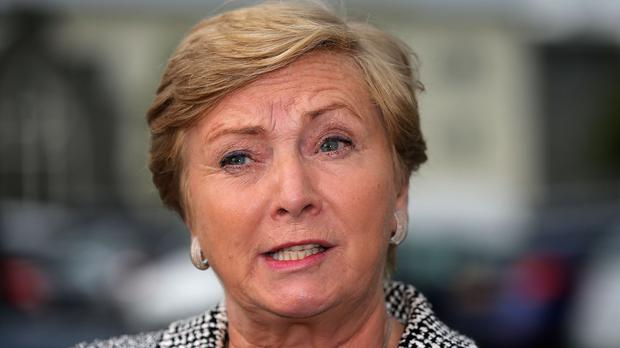 Justice Minister Frances Fitzgerald has held a summit with Garda Commissioner Noirin O'Sullivan