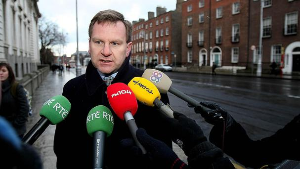 Danny McCoy told the Irish Independent that while his members have concerns about the abolition of the Universal Social Charge they are heavily outweighed by fear that Sinn Féin influence could grow.
