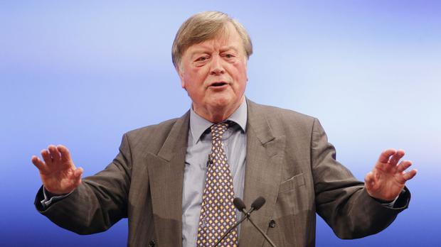 Ken Clarke said Brexit could pose enormous problems for Ireland