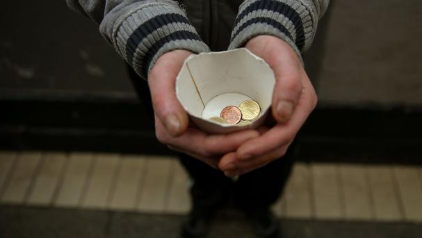 Councillor Thomas Gould said it was heartbreaking to see the consequences of Ireland's housing crisis. Stock picture/PA
