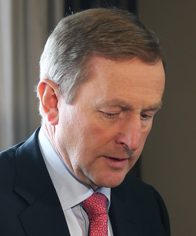 'Enda Kenny has gone through the motions of extensive talks with Independents, with little in the way of an outcome for Fine Gael'