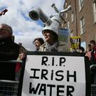 The bitter battle over water in Ireland has seen claim and counter-claim