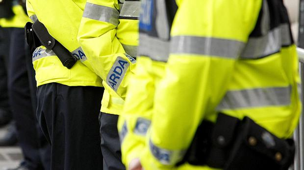 The latest figures show that garda numbers currently stand at just below 12,800