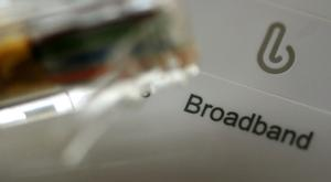 The EU's latest official 'Digital Scoreboard', which compares how countries are doing against one another, shows that Ireland lies 20th in broadband take-up despite city-based services being among the best in Europe (Stock picture)